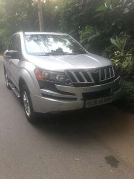 XUV500 W8 2012 Silver For Sale