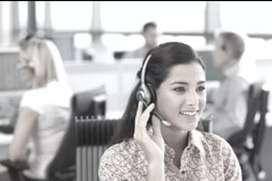 Wanted telecaller for Bank Callcenter