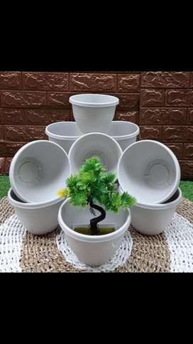Pot bunga perlusin