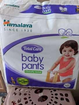Himalaya baby diaper pants large size