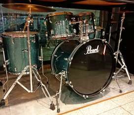Kredit Drum PEARL RS 525 SC Aqua Blue Gliter