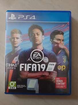 BD/KASET PS4 FIFA 19