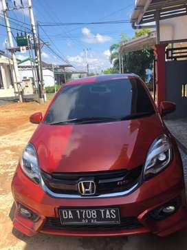 BRIO METIC Thn 2017 Warna ORANGE