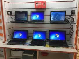 Second Hand Laptop Rs.8500/- Branded HP - DELL Lenovo Available