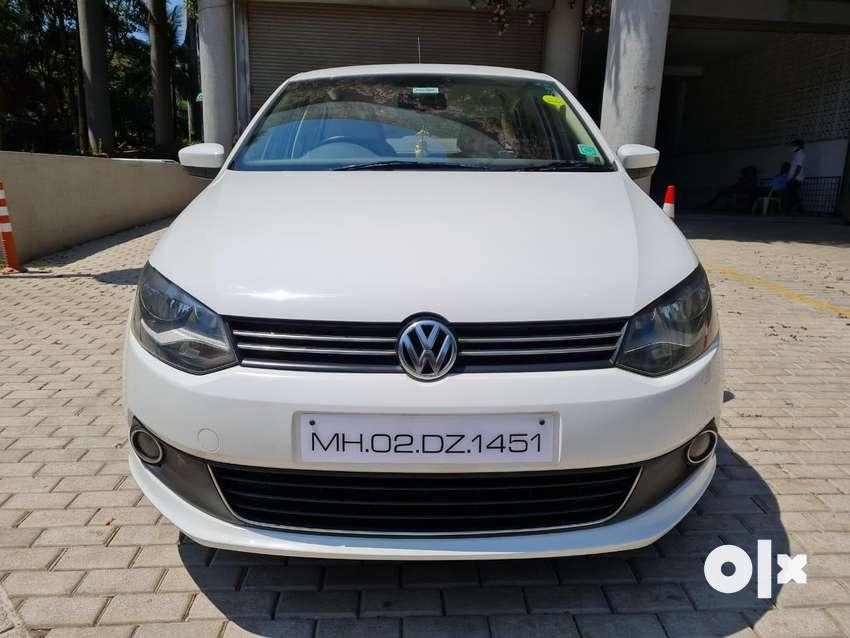 Volkswagen Vento 1.6 Highline, 2015, Petrol