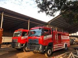 Truk Pemadam Kebakaran PMK DAMKAR READY