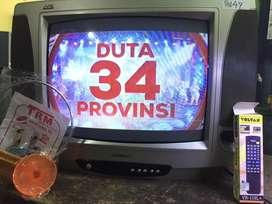 Tv 21 inchi polytron