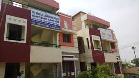 Daily, Monthly accommodation rental services for men and women