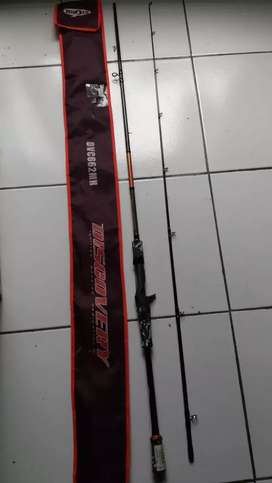 Rod bc storm discovery DVC662 MH 10-20lb