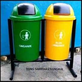 Tong Sampah 2 Rangkai