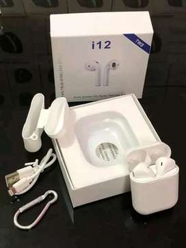 New i12 best quality earpods now available