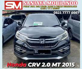 Honda CRV 2.0 MT 2015 / 2016 New ModeL #pajero #fortuner