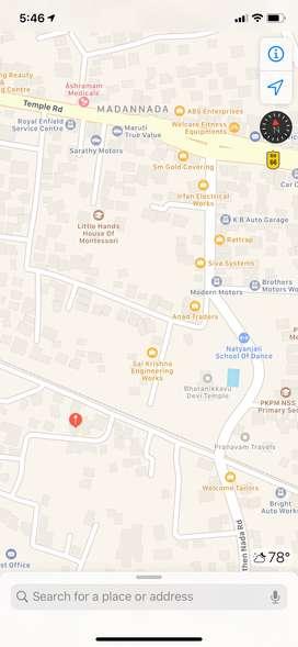 3 bhk for rent near madanada kollam