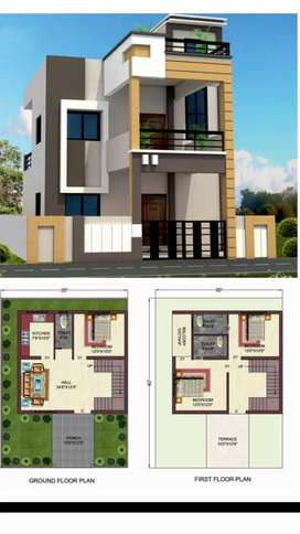 Only 26.25 lac me 2 bhk house