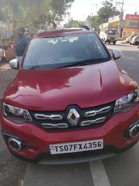 Renault KWID 2017 Petrol 25000 Km Driven