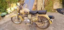 Royal Enfield Classic  500cc 2019 Well Maintained