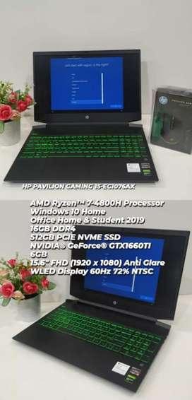 HP PAVILION GAMING 15-EC1076ax