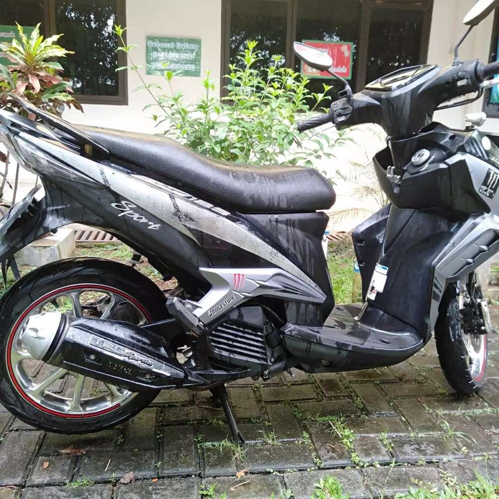 Xeon .GT 125cc th 2014.