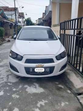 Dijual Chevrolet Aveo LT 2013