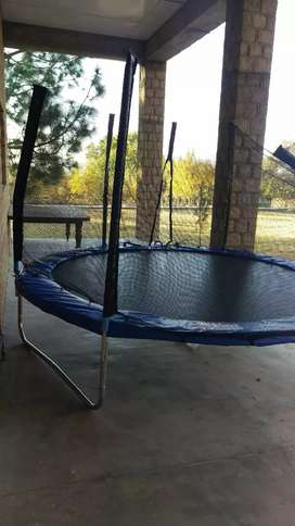 Trampoline imported brand new avliable