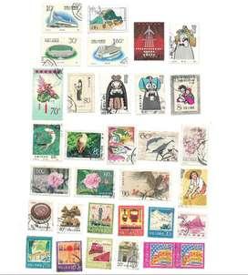 perangko china taiwan