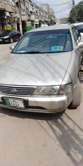 Nissan sunny for sale 1999 model with Auto gear