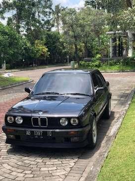 Dijual BMW E30 M40 318i 1991 Bensin MT