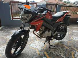 Yamaha New Vixion 2013