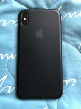 iPhone XS Max 256GB in excellent mint condition with Box & Apple Case
