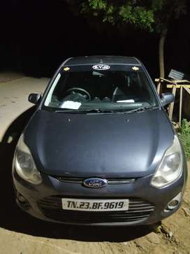 Ford Figo 2014 Diesel Good Condition