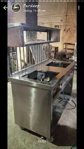 Old kitchen setup