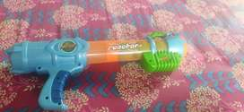 Nerf reactor gun