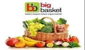 bigbasket Delivery jobs