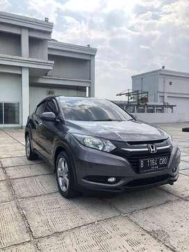 Honda Hrv E Cvt 2017 Low km