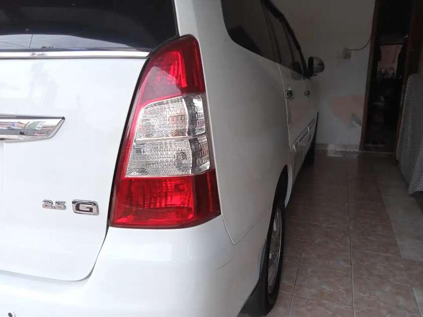 Innova diesel G 2012 AB pajak baru lokasi Yogyakarta