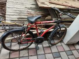 My old bicycle