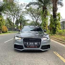 Audi A5 Facelift RS5 2012 up B8.5 Nardo Grey