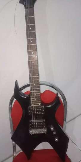 Gitar Eletrik B.C.Rich  Bronze series (BU)
