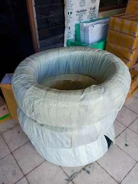 Sedia pipa roll rollan atau meteran