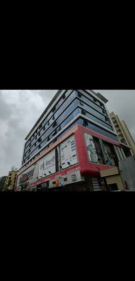 Fully Furnished Beautiful Office in One of Best Commercial of Miraroad