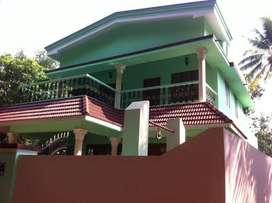 House/Flat for rent in Chethipuzha, Changanachery