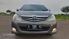 Toyota INNOVA G Luxury AT cc 2.0 2010