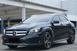 MERCEDES BENZ GLA 200 AMG  2015 Tipe Tertinggi! perfect cond Panoramic