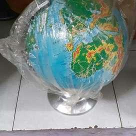 Globe dudukan besi