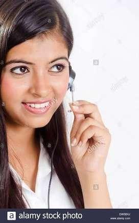 Urgent hiring for telly caller girls