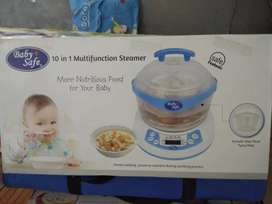 BABY SAFE FOOD MAKER 10 IN 1