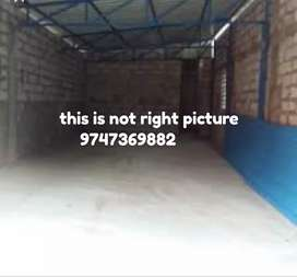 Kozhikode industrial area SIDCO 10 cent and godown for sale  15 lakh