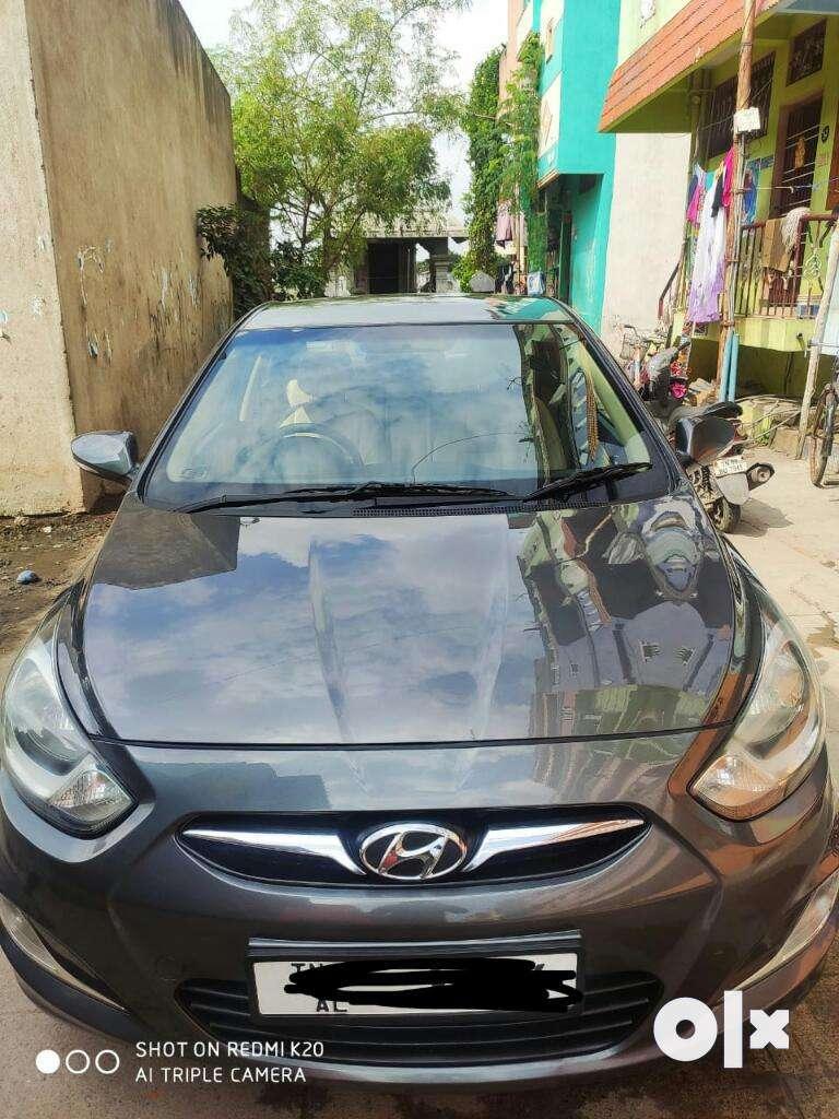 Hyundai Fluidic Verna 1.6 VTVT S (O) Automatic, 2013, Petrol 0