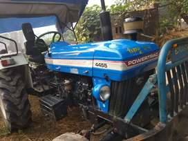 Powertrac 4455 ,55hp new condition