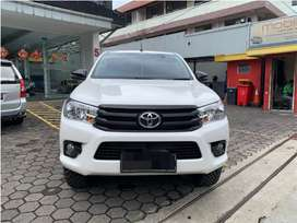 Toyota Hilux 2.4 V D-CAB Tahun 2018, Nopol Bandung